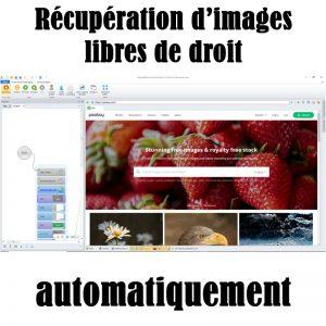 récupérer des images automatiquement avec zennoposter